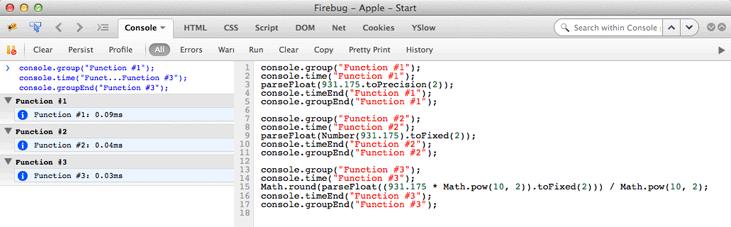 Handling floating point numbers in JavaScript